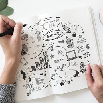 Website for startup business image